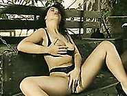 Horny Brunette Babe Blows Staff And A Bit Stinky Penis Of Thirst