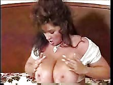 Horny Mature Lady Ashley Evans In Solo Action