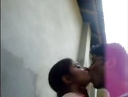 Desi Young Couple Enjoying Outdoor Foreplay And Oral Sex