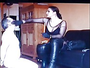 Hot Wax And Sodomy For Stooge Lady A