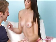 Skinny Teen Lacie Channing Pussy Rammed