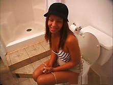 Incredible Pornstar Rio Mariah In Amazing Brunette,  Facial Porn