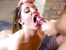 Such A Hard Pecker Can't Go To Waste When Her Anal Is In Need