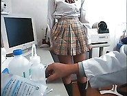 Japanese Fake Rectal Examination