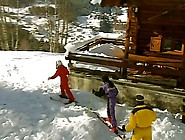Scene #3 From Avalanche 2 Sex In The Alps (Judith Key)