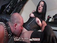 Femdom Mistress Wants To Cum