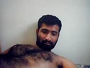 Very Hairy Indian Malayali Bear