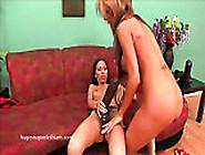 Huge Brutal Strapon Dildo Lesbians
