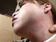 Strangled Asian 04