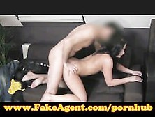 Fakeagent Surprise Creampie