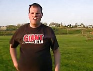 Big Boy Chokes On 50 Wieners