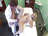 Doctor Love's Office-Busty Blonde-By Packmans