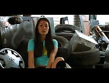 Lucy Liu Sex Scene