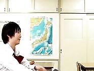 Hot Asian Teacher And Student Lesbian Scene