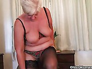 Mature British Ladies Are Often Playing With Sex Toys,  Because T