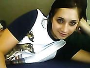 Cute Ans Sweet Teen Hottie In Solo Action On Webcam