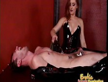 Slutty mistress gemini enjoys pleasuring a dudes throbbing 6