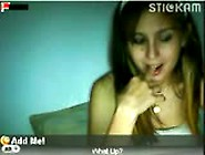 Stickam Hot Teen 1876