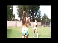 Two Hot Big Ass Girls Fuck Black Cock