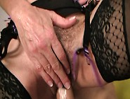 Alexandra Silk And Her Silky Pussy