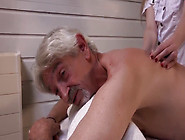 Old And Young - Erotic Massage.