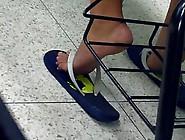 Candid Feet #70