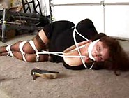 Teacher Elane Bound And Gagged