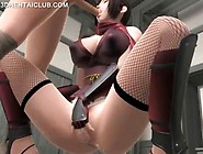 Hentai Anime Hot Babe Tit And Mouth Fucks Big Cock