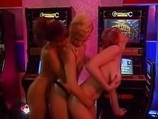 Incredible Pornstar In Crazy Cunnilingus,  Blonde Adult Scene