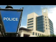 Lesbian Police Officer Seduces Pretty Suspect