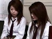 Stationmaster Schoolgirls Caught Fare Dodging 13 Beuatiful Girls