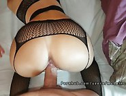 College Teen In Lingerie Having Multiple Orgasm.  Made In Canaria