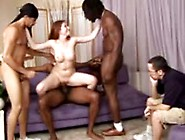Watching His Redheaded Wife Take Bbc