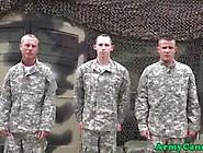 Army Privates Plowed In Lockerroom Video