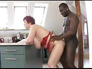 Vto: German Bbw-Granny Fucked By Black Guy !