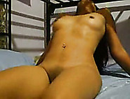 My Nasty Exotic Gf Uses A Dildo To Satisfy Herself In Homemade S