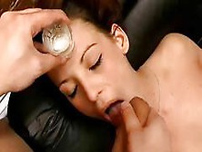 Girl fucked while hypnotized
