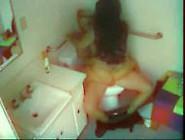 Fez Sexo Caseiro No Banheiro Vazou Na Net