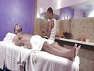 Candles,  Massage And Raw Sex