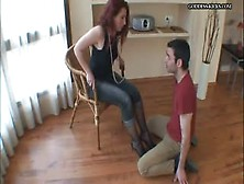 Ballbusting In Punished