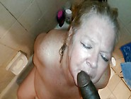 Piss Loving Big Tit Granny