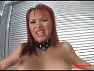 Big Bubble Butt Slut Gets Monster Black Cock Anal And Dp With Di