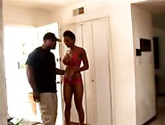 Blow Your Load All Overr Ebony Milfs Face