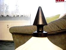 Stas630345 - Lustschmerz Mit Riesen-Plug!