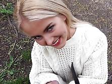 Mofos Network - Blonde Hottie Fucks Outdoors