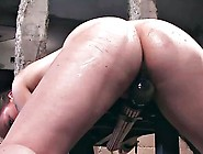 Sexy,  Shy And Nervous Girl Enema