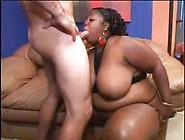 Sabrina Love (Black Ssbbw) & A White Guy