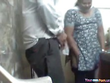 Old Couple Sex Chica Porn With Big Booty Gets Doggystyle Fucked
