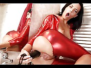 Aliz - Big Toy Anal Invasion