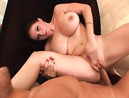 The Stunning Busty Milf Gianna Michaels Riding A Cock